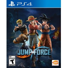 *AGOTADO* Jump Force: Standard Edition