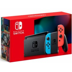 Nintendo Switch (Neón)
