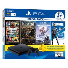PS4 Bundle Mega Pack
