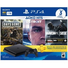 Playstation 4 1TB Bundle with 3 Games