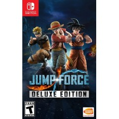 Jump Force: Deluxe Edition