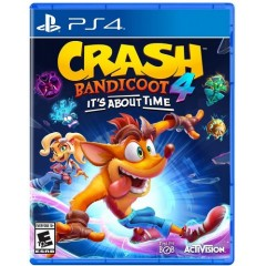 Crash 4: It's About Time