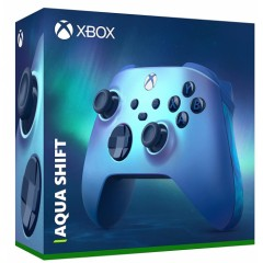 Control Xbox One Blue (Inalámbrico)