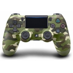 Control PS4 Green Camouflage (v.2.0)