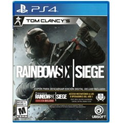 Tom Clancy's Rainbow Six Siege (Edición Deluxe)