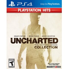 Uncharted: Nathan Drake Collection Hits
