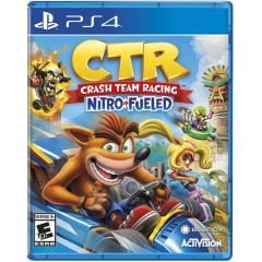 Crash Team Racing Nitro-Fueled™