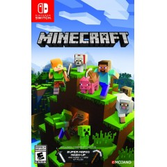 *AGOTADA*Minecraft: Switch Edition